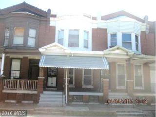 2305 Edmondson Avenue, Baltimore MD