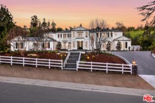 5546 Jed Smith Road, Hidden Hills CA