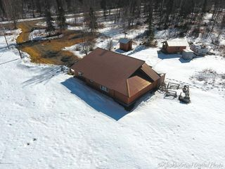 25088 S Bradley Rd, Trapper Creek, AK