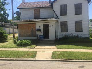 216 North Walnut Avenue, Freeport IL
