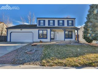 575 Saddlemountain Rd, Colorado Springs, CO