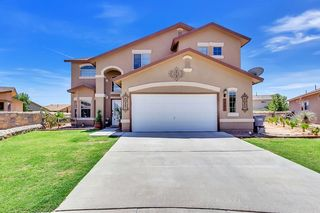 3221 Emerald Point Drive, El Paso TX
