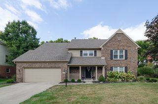 11710 Forest Park Ln, Carmel, IN