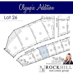 Olympic Addition #Lot 26, Manhattan KS