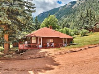 6796 Pine St, Green Mountain Falls, CO