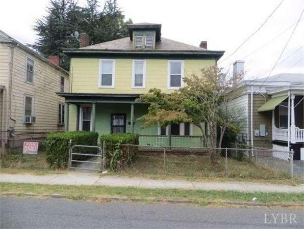 705 Franklin St, Lynchburg, VA 24504 - Recently Sold | Trulia