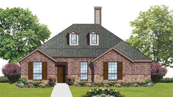 3911 whitman dr - D R Horton Home Plans 621 Bellamy