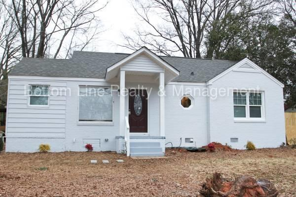 500 Franklin Ave Charlotte Nc 28206 2 Bed 1 Bath Single Family