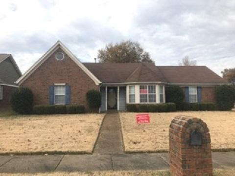 Magnificent 7480 Gingerhill Ln Memphis Tn 38133 3 Bed 2 Bath Single Home Interior And Landscaping Ponolsignezvosmurscom