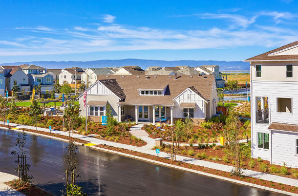 Bayshores By William Lyon Homes Ca New Homes For Sale Newark Ca
