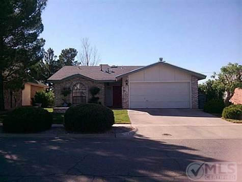 3113 Lonesome Dove Circle, El Paso TX