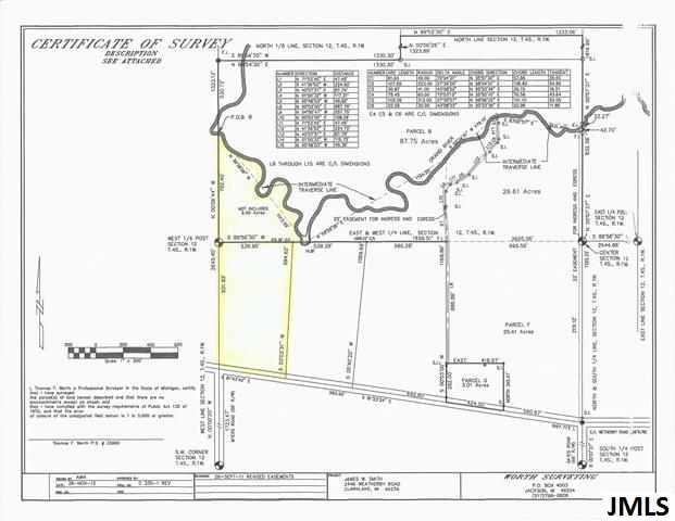 Clark Lake Michigan Map.Weatherby Rd Clarklake Mi 49234 Lot Land Trulia