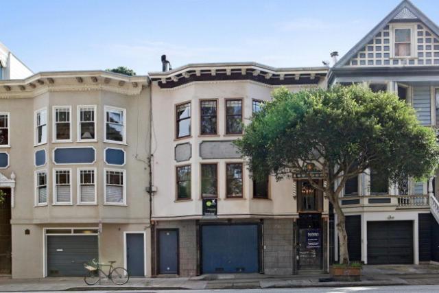1781 Oak St 3 , San Francisco CA