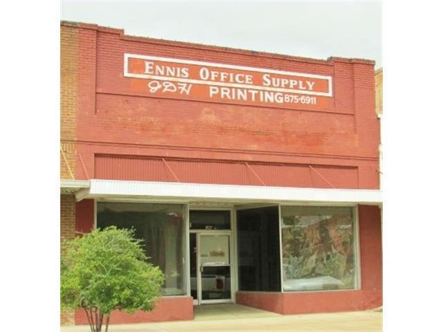 Ennis Office Supply Designs