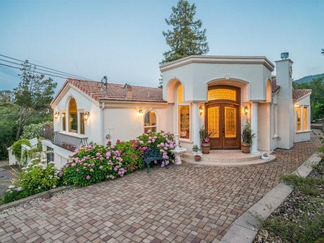 15002 Sperry Ln , Saratoga CA