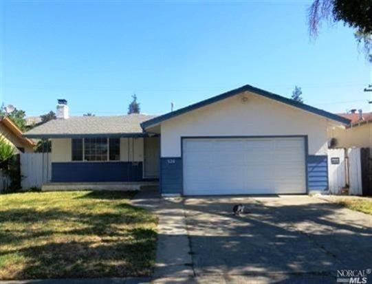 324 E Wyoming St , Fairfield CA
