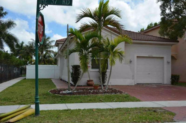 2291 NE 37th Rd , Homestead FL