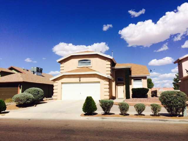 3012 Tierra Humeda Drive, El Paso TX