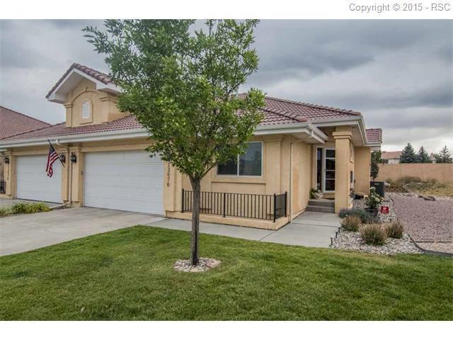 13670 Paradise Villas Grove, Colorado Springs CO