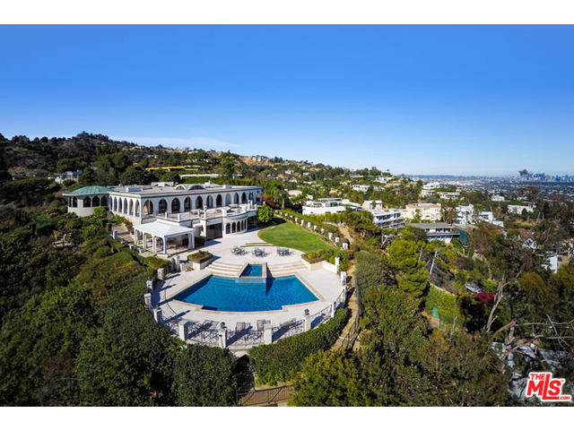 1187 North Hillcrest Road, Beverly Hills CA