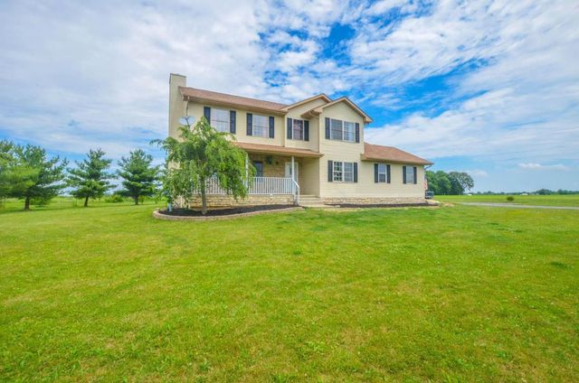 5195 Shoemaker Rd, Ashley, OH 43003