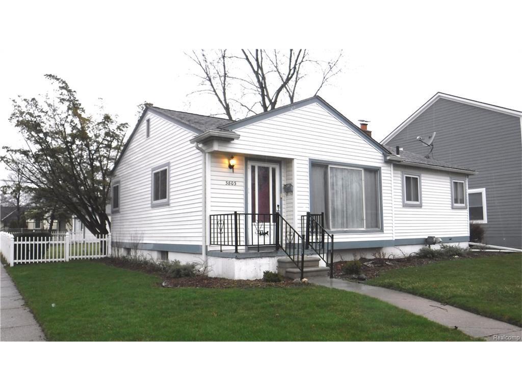 3803 Linwood Ave, Royal Oak, MI 48073 - Estimate and Home Details ...