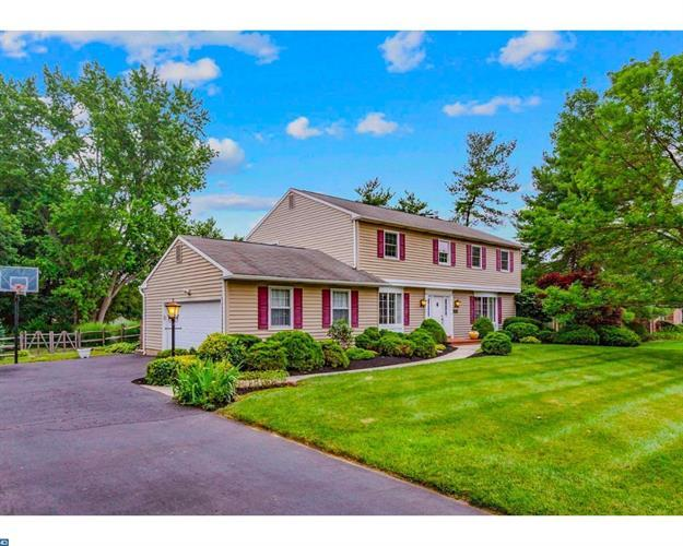 528 Viscount Dr, Yardley, PA 19067 - Estimate and Home Details | Trulia