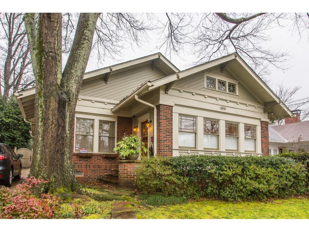 939 Virginia Cir NE, Atlanta, GA 30306 For Rent | Trulia