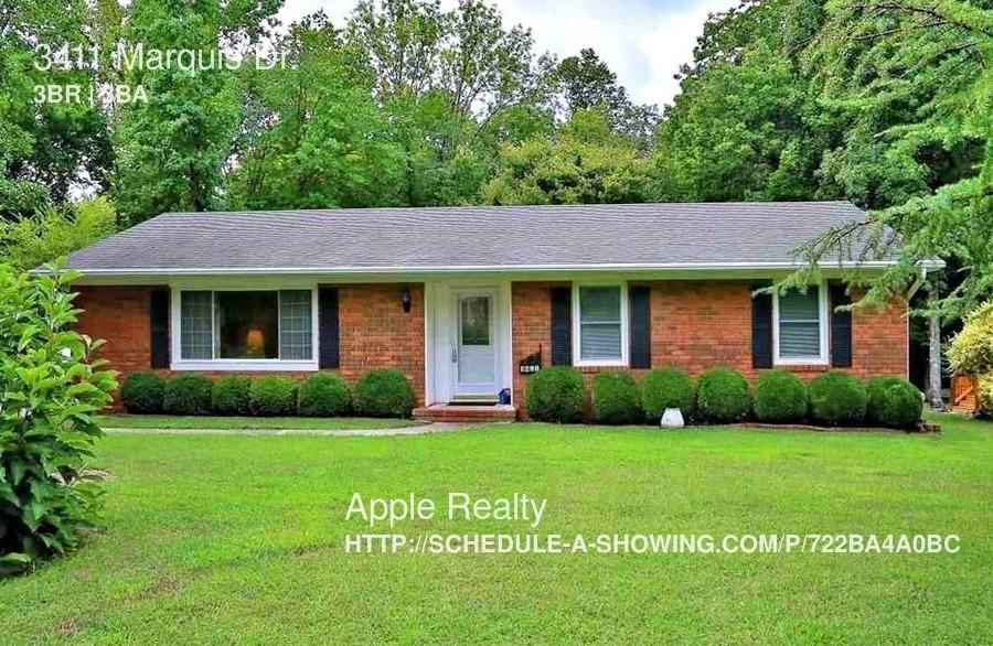 3411 Marquis Dr For Rent - Durham, NC | Trulia