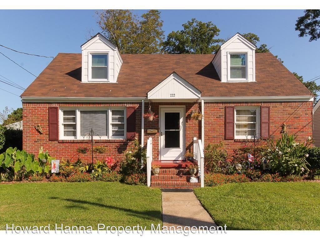 722 Dudley Ave For Rent - Norfolk, VA | Trulia