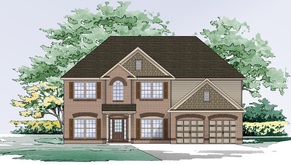 Stephen Elliott Homes The Northview Plan For Sale