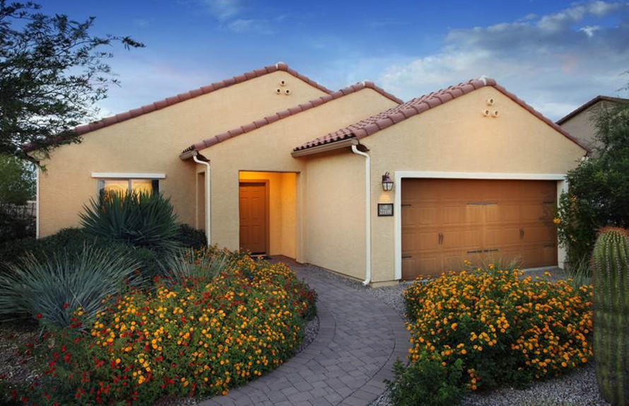 Red Rock Village By Pulte Homes New Homes For Sale Red Rock Az
