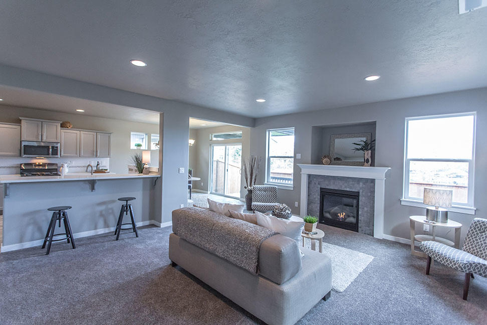 Cascade Heights. Cascade Heights. Cascade Heights By Hayden Homes Inc New For Bend Or ...