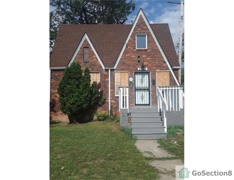 9785 McKinney St, Detroit, MI 48224 - 3 Bed, 1 Bath Single-Family