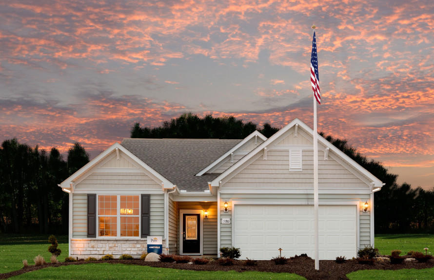 The Reserve At Eagle Trace By Pulte Homes New Homes For Sale