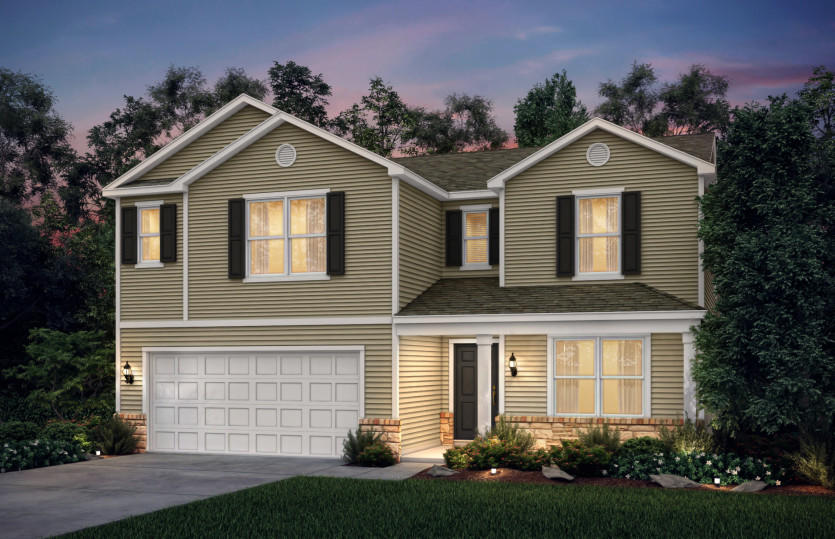 Magnificent Claypool Plan Pataskala Oh 43062 4 Bed 2 5 Bath Single Family Home 18 Photos Trulia Home Interior And Landscaping Pimpapssignezvosmurscom