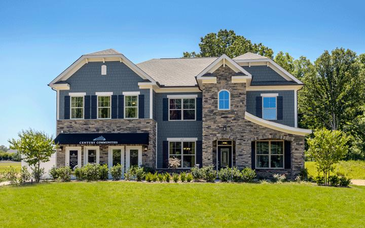 Cedarvale Farm By Century Communities North Carolina New Homes For