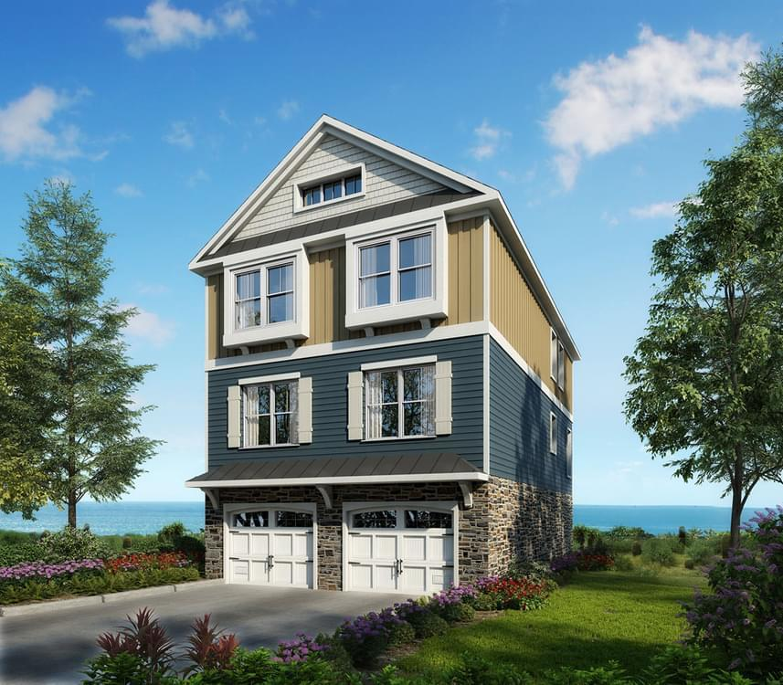Water S Edge By Caruso Homes New Homes For Sale Middle River