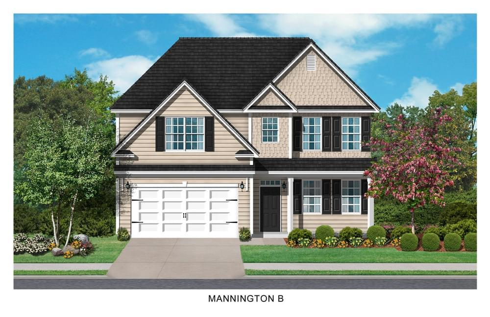 Sensational Mannington Plan Taylors Sc 29687 4 Bed 2 5 Bath Single Family Home 51 Photos Trulia Home Interior And Landscaping Palasignezvosmurscom