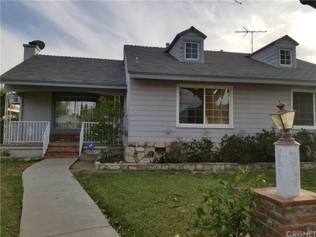 17230 Ludlow St Granada Hills Ca 91344 3 Bed 2 Bath Single