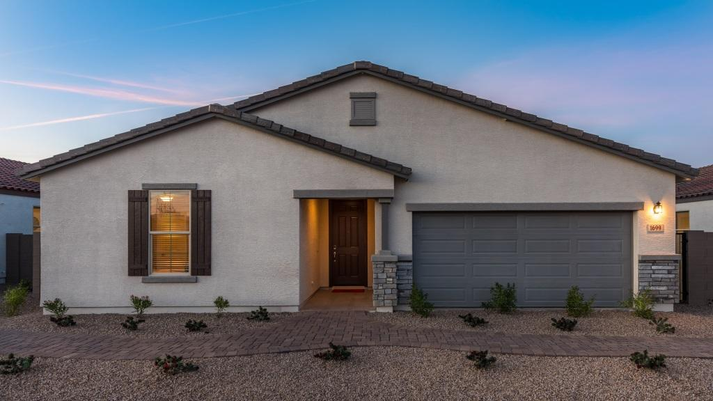 Mills Run By Taylor Morrison New Homes For Sale San Tan Valley