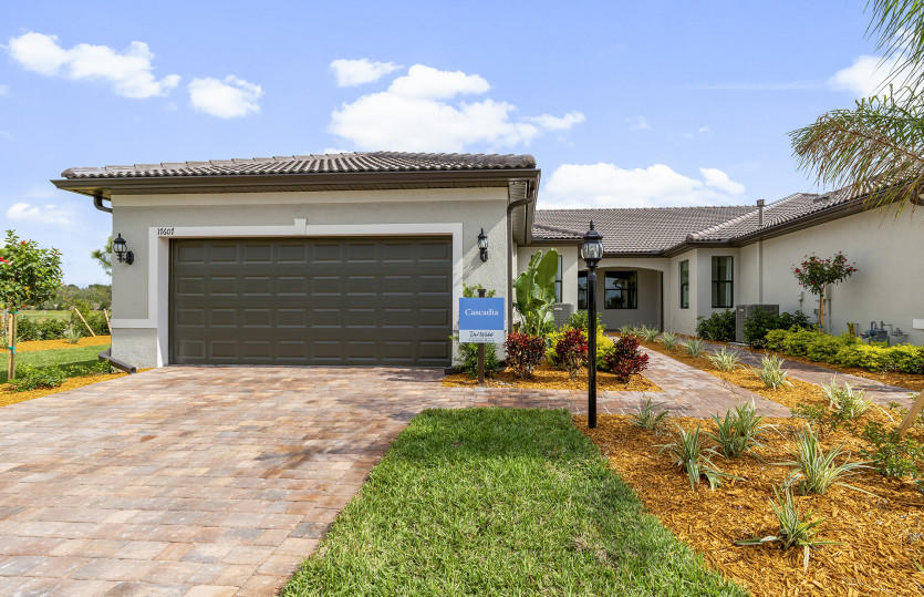 Del Webb Florida >> Cascadia Plan At Del Webb Lakewood Ranch By Del Webb Lakewood