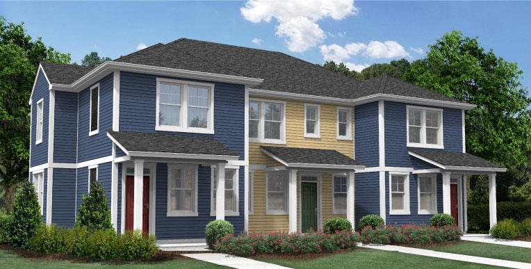 Swell Collins Plan North Charleston Sc 29405 3 Bed 2 5 Bath Townhouse 3 Photos Trulia Home Interior And Landscaping Transignezvosmurscom