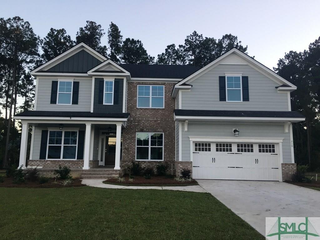710 Wyndham Way, Pooler, GA 31322 - 5 Bed, 4 5 Bath Single-Family Home - 37  Photos | Trulia