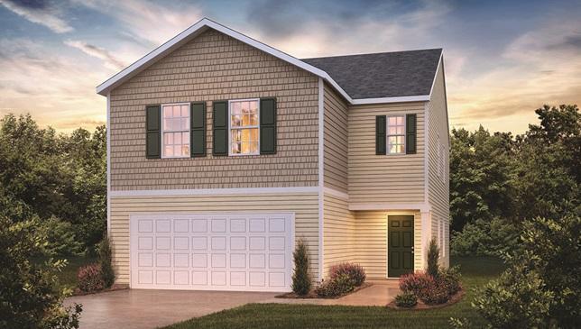 Elston Plan, Seymour, TN 37865 - 4 Bed, 2 5 Bath Single-Family Home - 3  Photos | Trulia