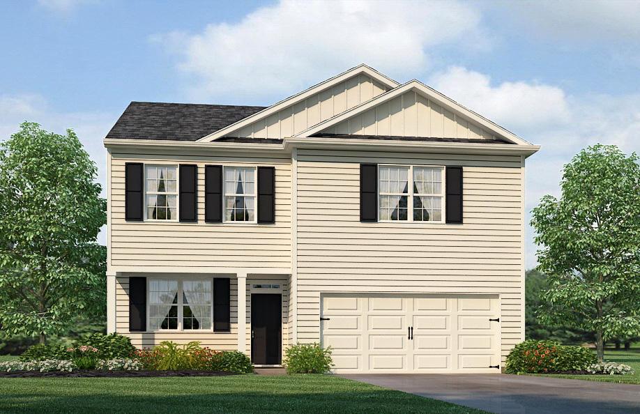 Penwell Plan, Seymour, TN 37865 - 3 Bed, 2 5 Bath Single-Family Home - 3  Photos | Trulia