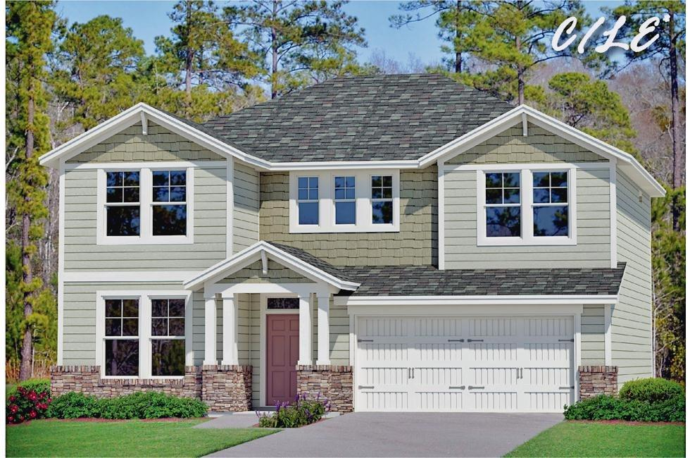 Riverdale Plan, Pooler, GA 31322 - 4 Bed, 3 Bath Single-Family Home - 5  Photos | Trulia