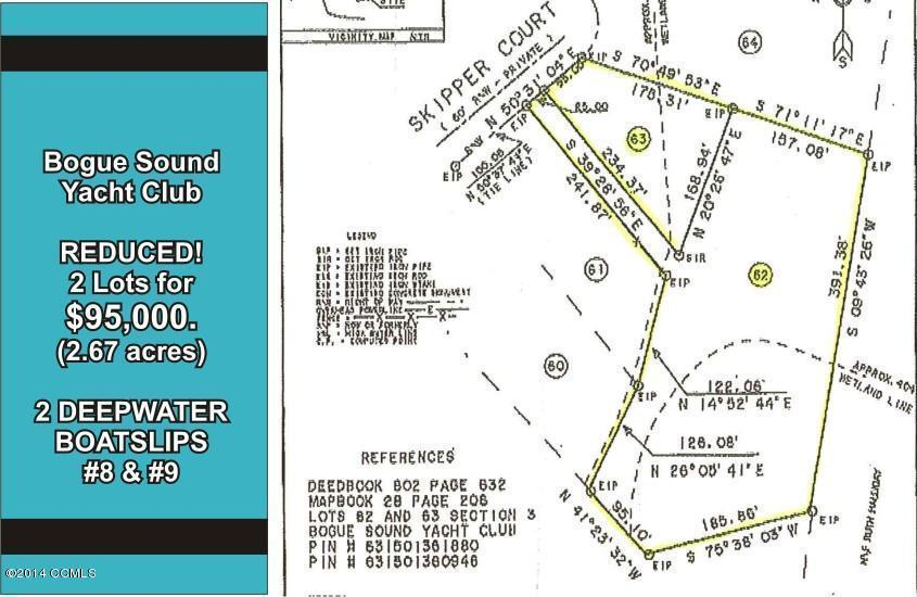 138 Skipper Ct Newport Nc 28570 Lot Land 10 Photos Trulia
