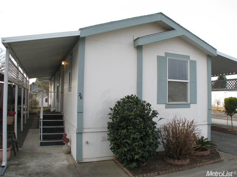 417 Westacre Rd 26 West Sacramento Ca 95691 Mobilemanufactured