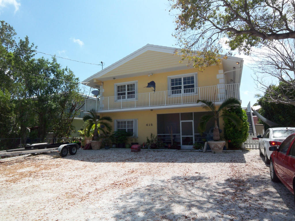 415 mahogany circle key largo fl